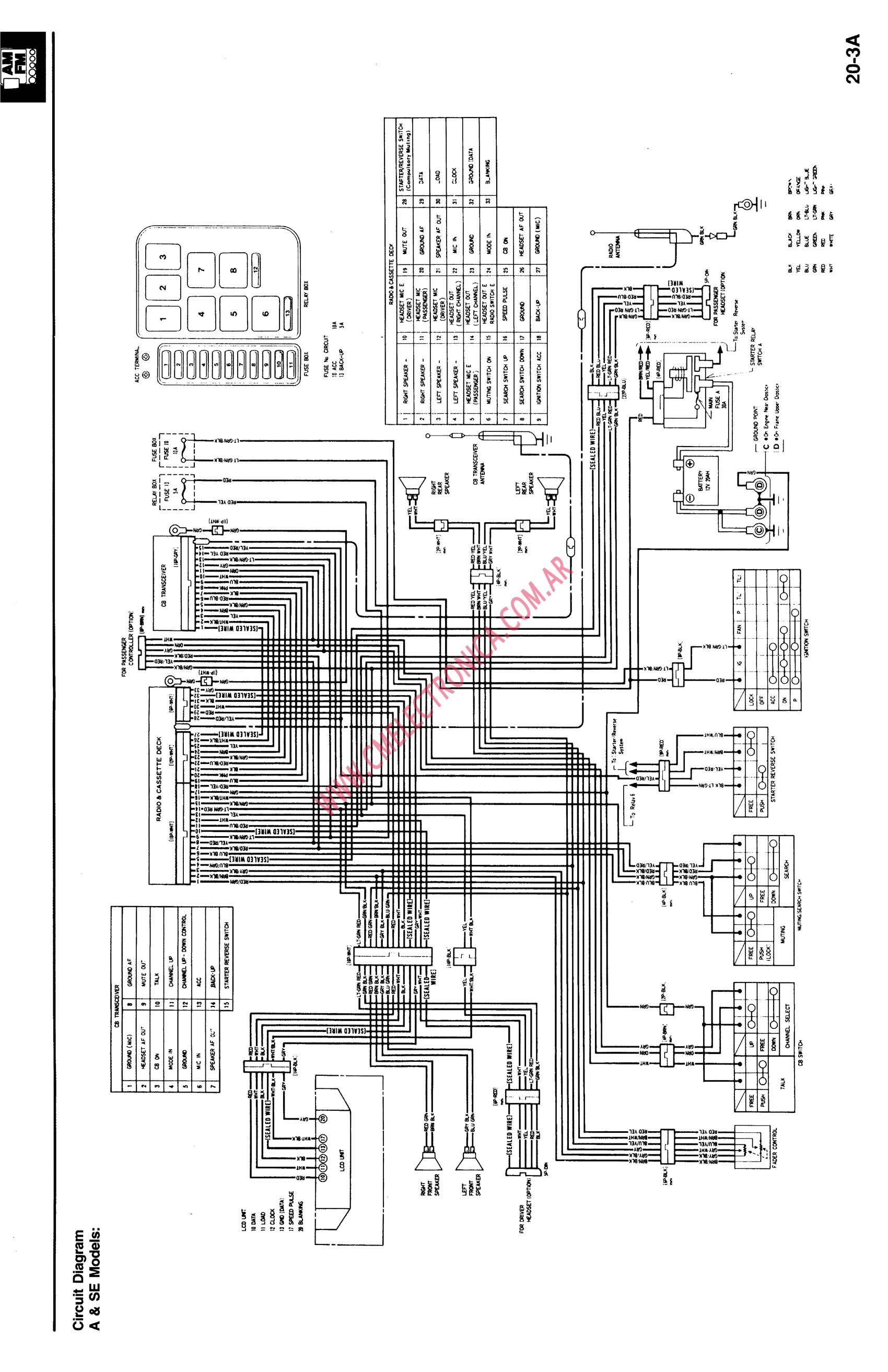 Honda Motorcycle Gl1500 Wiring Diagrams Schematic Crf50 Diagram Lcd Residential Electrical Symbols U2022